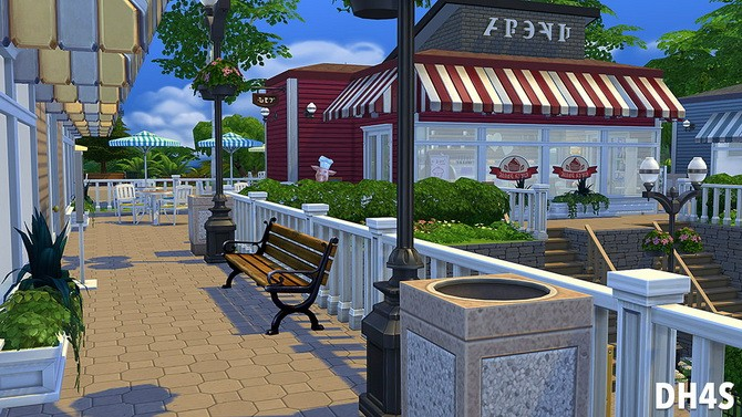 The Old Stones Mall by Samuel at DH4S image 340 670x377 Sims 4 Updates