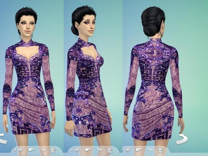 Short Japanese dress at Tatyana Name image 35 670x503 Sims 4 Updates