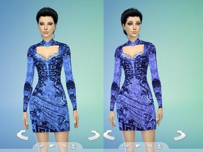 Short Japanese dress at Tatyana Name image 36 670x503 Sims 4 Updates