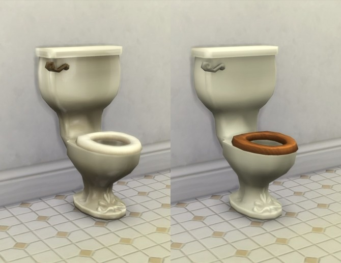 Toilet texture overrides by plasticbox at Mod The Sims image 3828 670x517 Sims 4 Updates