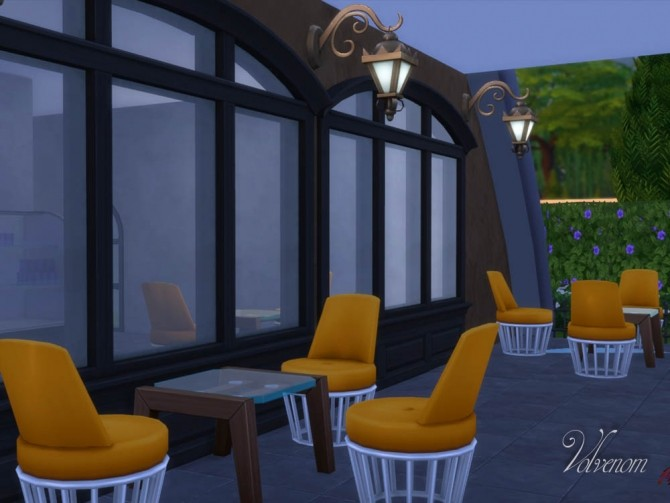 Sims 4 The Garden Path Bakery by Volvenom at Mod The Sims