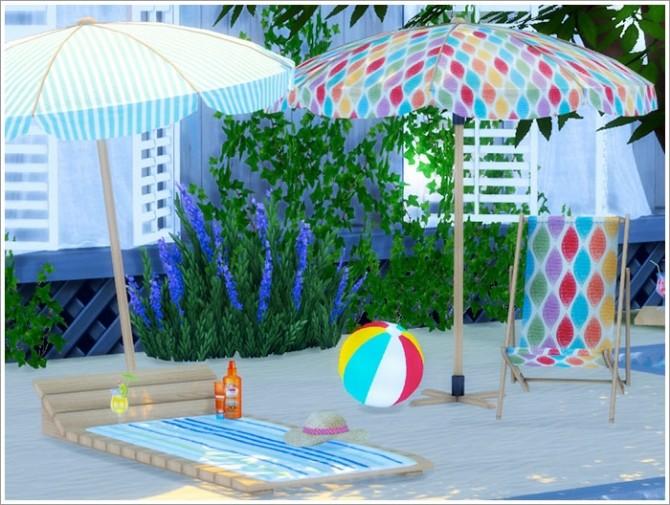 Sims 4 Dreams of the beach at Sims by Severinka