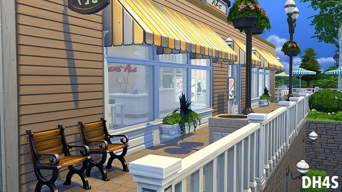 The Old Stones Mall by Samuel at DH4S image 430 670x377 Sims 4 Updates