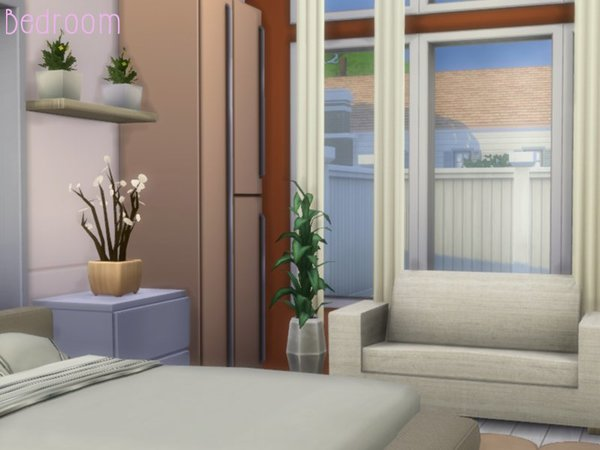 Lovely Lavender home by lenabubbles82 at TSR image 450 Sims 4 Updates