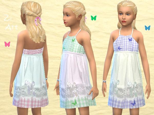 Fine Summer by Zuckerschnute20 at TSR image 459 Sims 4 Updates