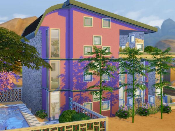 Fuchsia Loft by Ineliz at TSR image 4814 Sims 4 Updates