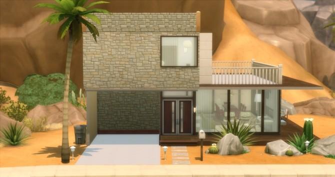 Sims 4 Casa Arroyo by bubbajoe62 at Mod The Sims