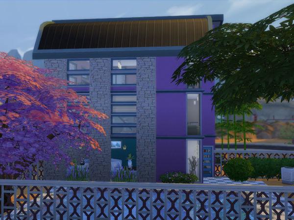 Fuchsia Loft by Ineliz at TSR image 4915 Sims 4 Updates
