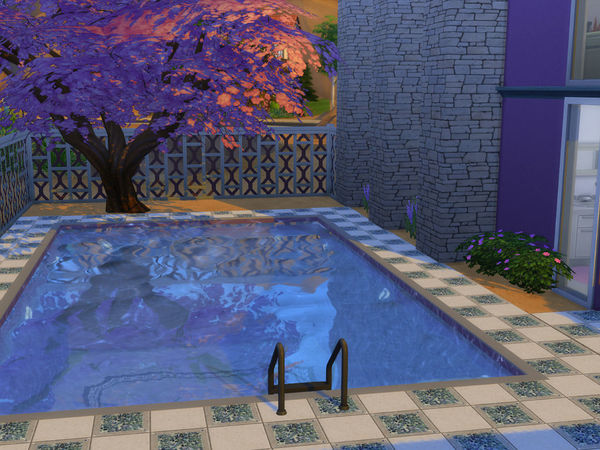Fuchsia Loft by Ineliz at TSR image 5014 Sims 4 Updates