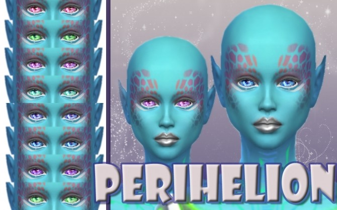 Perihelion 8 Non Default Alien Eye Colours by kellyhb5 at Mod The Sims image 5224 670x418 Sims 4 Updates