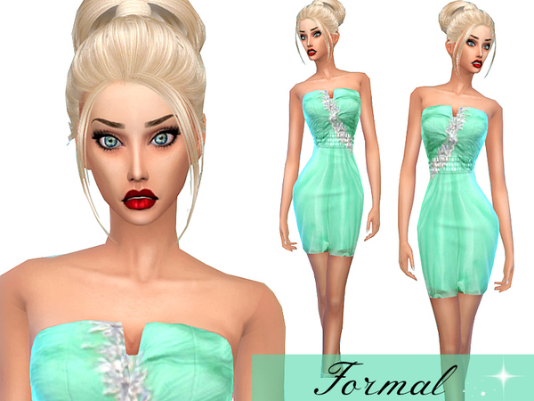 Sims 4 Alyissa Wood by Queen BeeXxx21 at TSR