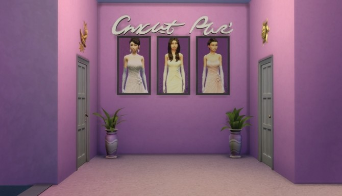 3 Sisters Bridal Boutique by eightyfkneight at Mod The Sims image 5514 670x383 Sims 4 Updates