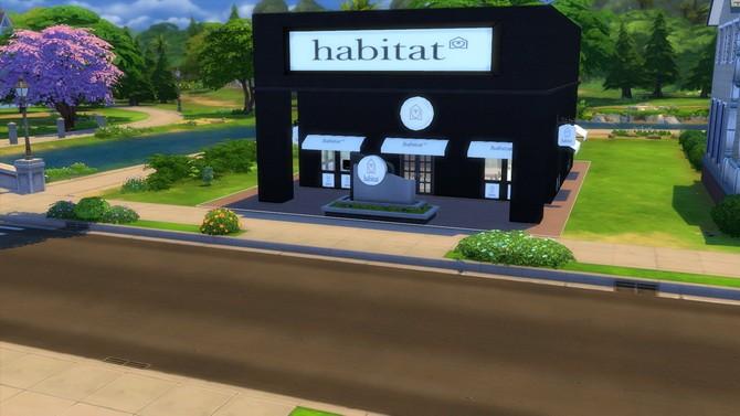 Sims 4 Habitat Custom Content at Meinkatz Creations