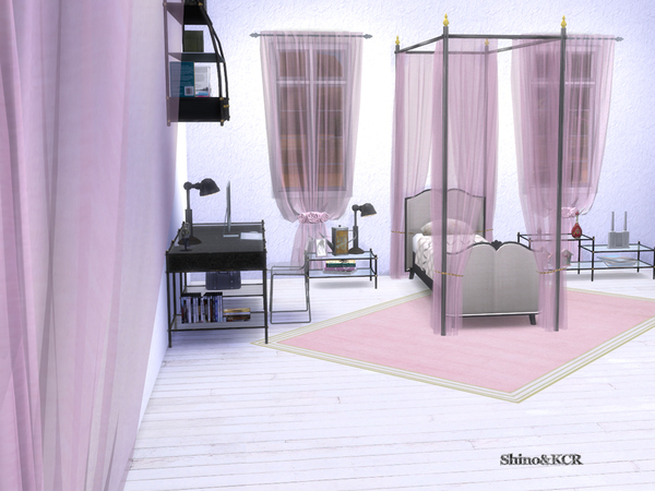 Curtains and Canopys by ShinoKCR at TSR image 612 Sims 4 Updates