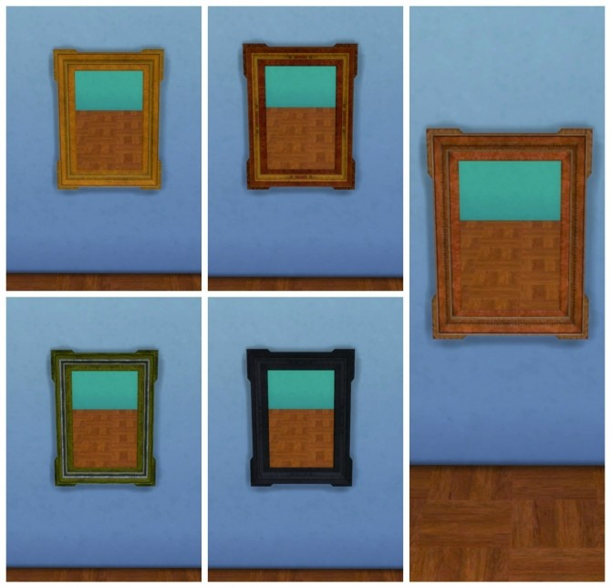 TS2 to TS4 11 Mirrors by Elias943 at Mod The Sims image 680 670x644 Sims 4 Updates
