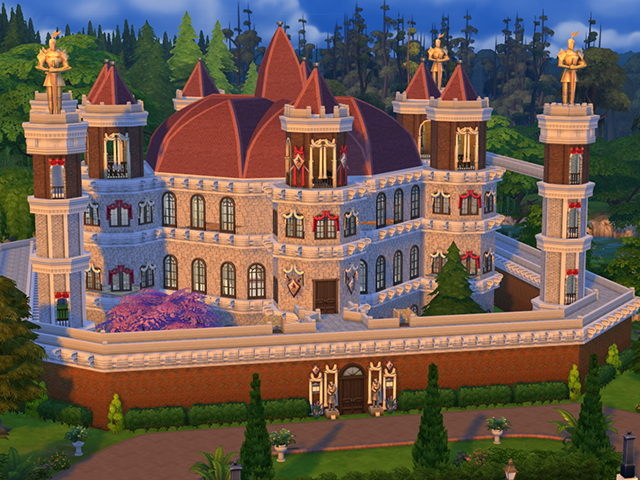 GoT Kings Landing (Approdo del Re) by Sim4fun at Sims Fans image 6912 Sims 4 Updates