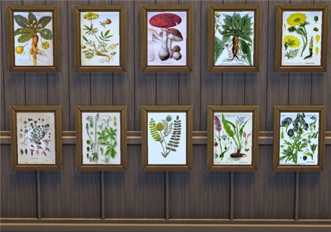 Sims 4 Paintings at Mara45123