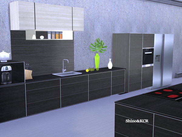Kitchen Minimalist by ShinoKCR at TSR image 714 Sims 4 Updates