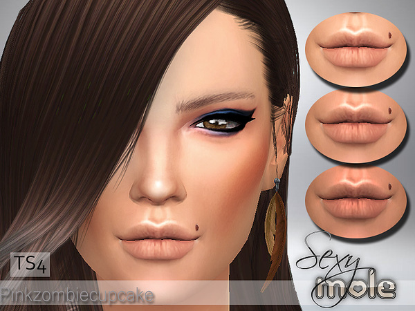 Mole by Pinkzombiecupcakes at TSR image 716 Sims 4 Updates