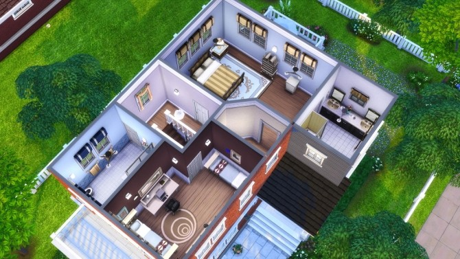 The Clifford A K A The Whalen House At Jenba Sims