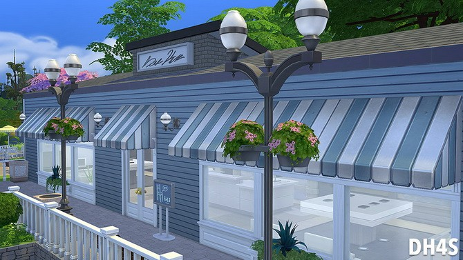The Old Stones Mall by Samuel at DH4S image 729 670x377 Sims 4 Updates