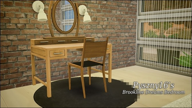 Brookline Dreams Bedroom at Femme Jean image 736 670x377 Sims 4 Updates
