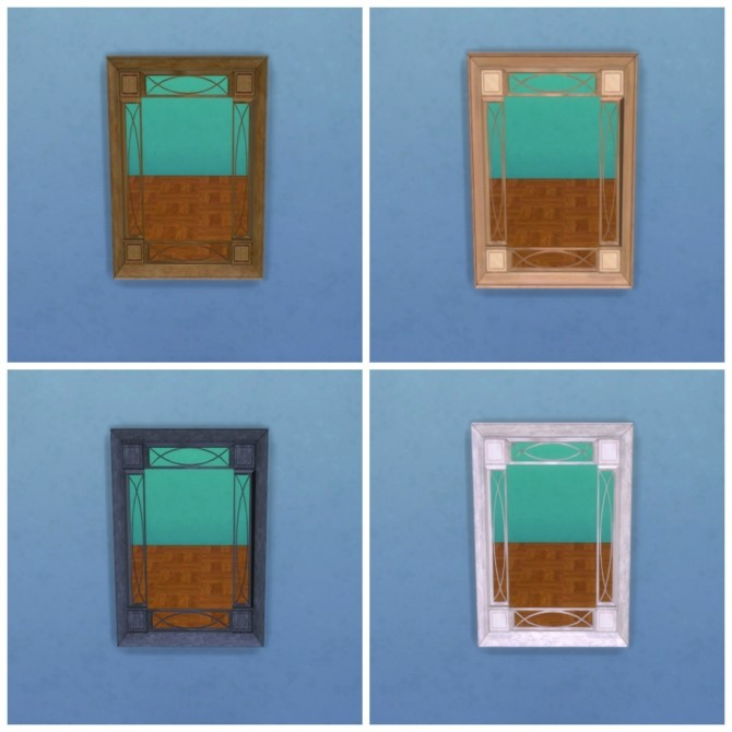 TS2 to TS4 11 Mirrors by Elias943 at Mod The Sims image 760 670x670 Sims 4 Updates