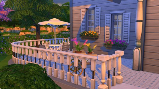 Caroline house by Guardgian at Khany Sims image 802 Sims 4 Updates