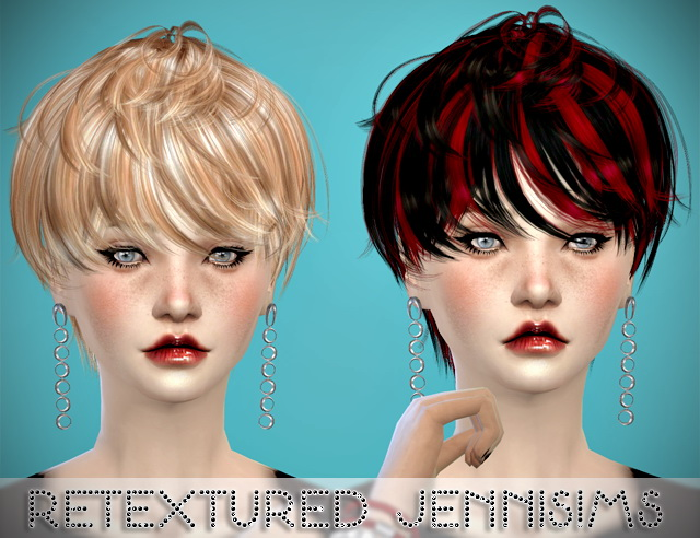 Newseas Coolish Walk Hair retexture at Jenni Sims image 8116 Sims 4 Updates