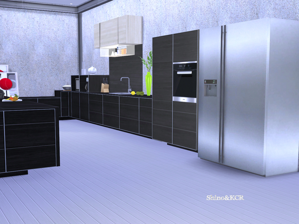 Kitchen Minimalist by ShinoKCR at TSR image 814 Sims 4 Updates