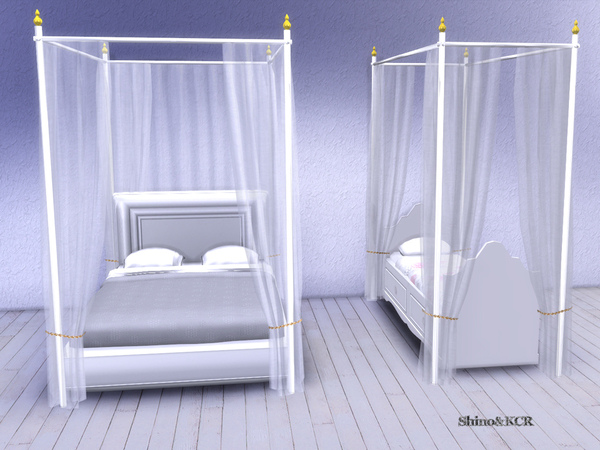 Curtains and Canopys by ShinoKCR at TSR image 84 Sims 4 Updates