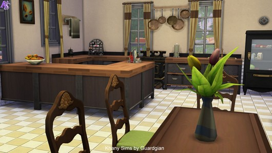 Caroline house by Guardgian at Khany Sims image 841 Sims 4 Updates