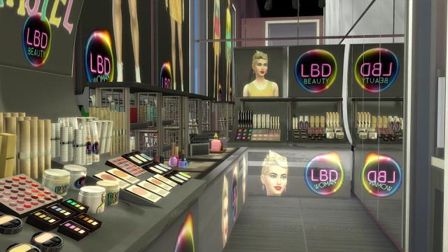 Lbd Store Pastel By Jeancr874 At La Boutique De Jean