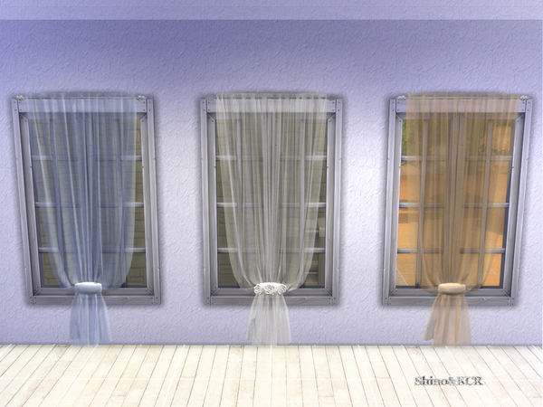 Curtains and Canopys by ShinoKCR at TSR image 911 Sims 4 Updates