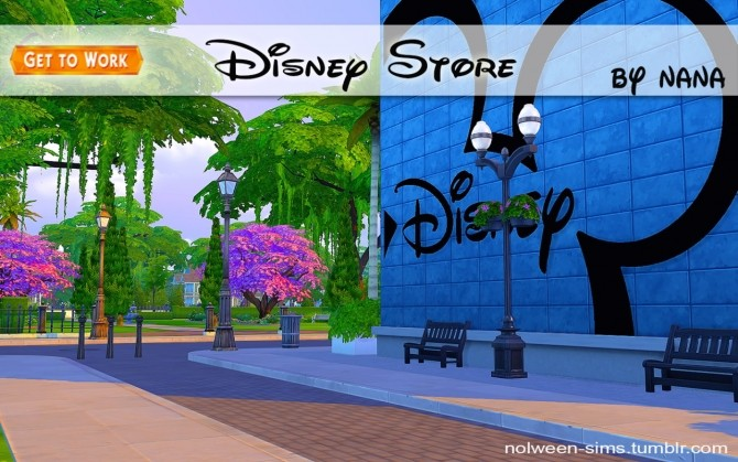 Disney Store by NANA at Nolween image 9319 670x419 Sims 4 Updates