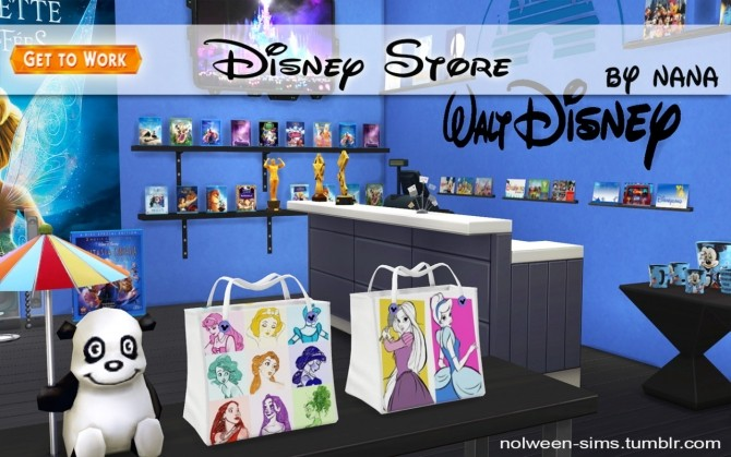 Disney Store by NANA at Nolween image 9420 670x419 Sims 4 Updates