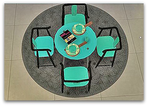 TS2 TS4 Conversion of Ohbehave Ikea Inspired Dining Set at Cool panther Sims 4 Haven image 9623 Sims 4 Updates