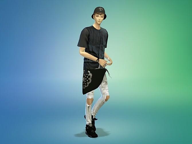 Pants scarf acc at Marigold image 9817 670x502 Sims 4 Updates