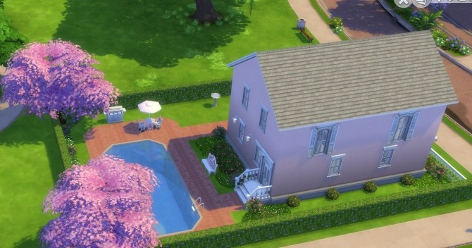 Sims 4 Barbie Dream House by oneospitri at Mod The Sims
