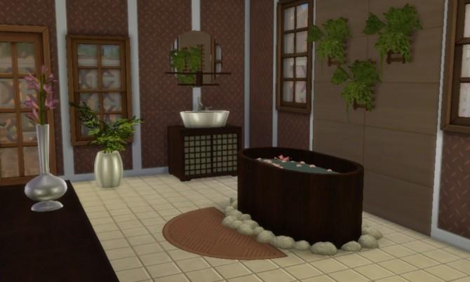 Sims 4 Asian house at Tatyana Name