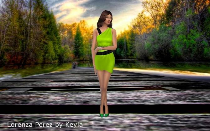 Lorenza Perez by Keyla at Keyla Sims image 10813 670x419 Sims 4 Updates