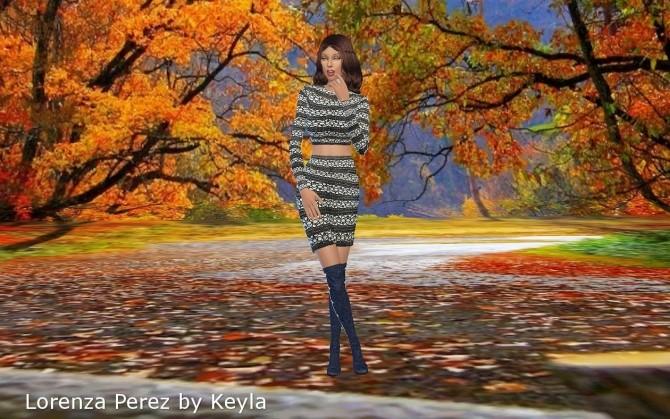 Lorenza Perez by Keyla at Keyla Sims image 10913 670x419 Sims 4 Updates