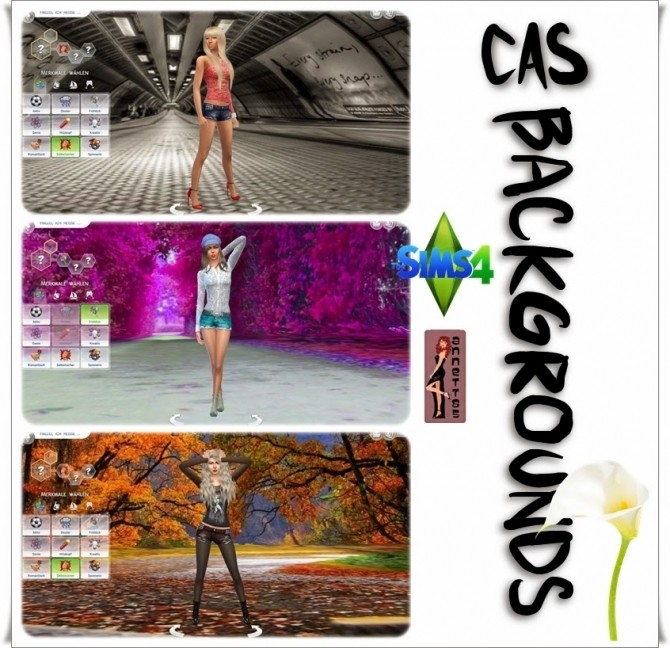 CAS Backgrounds at Annett's Sims 4 Welt image 1110 670x648 Sims 4 Updates