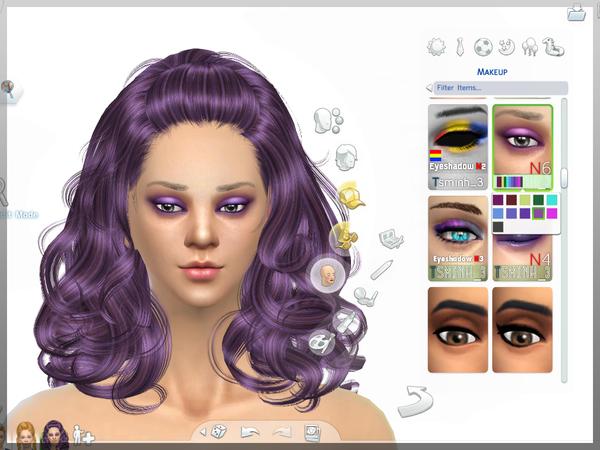 Love Eyeshadow by tsminh 3 at TSR image 11115 Sims 4 Updates