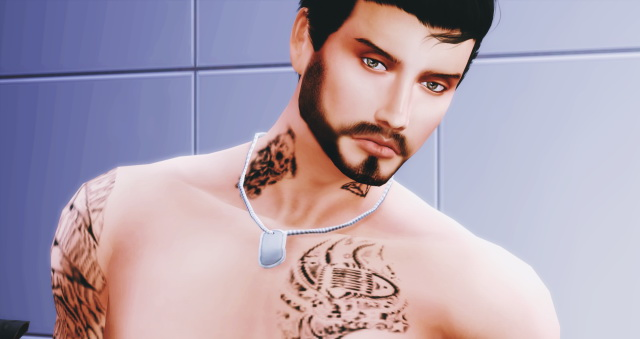 Sims 4 Model Pose InGame by Dreacia at My Fabulous Sims