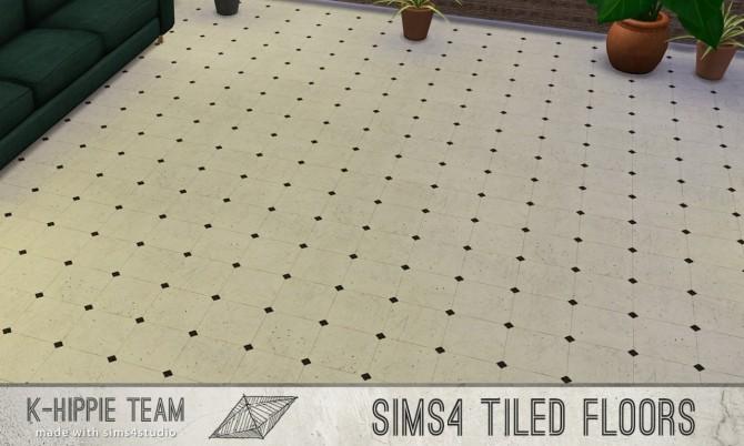 7 Tiled Floors true seamless volume 4 at K hippie image 1146 670x402 Sims 4 Updates