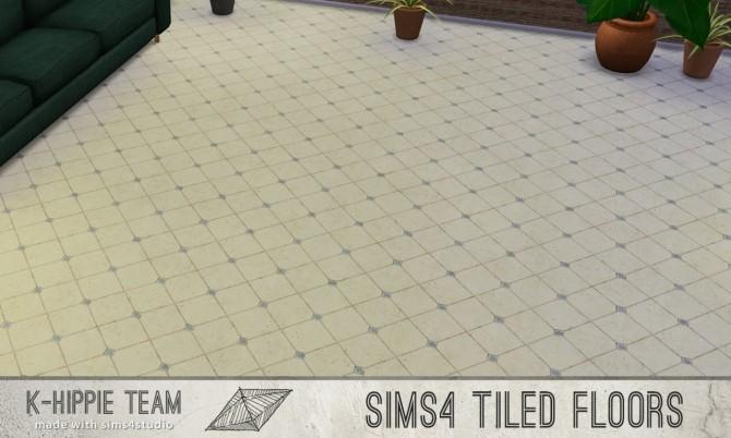 7 Tiled Floors true seamless volume 4 at K hippie image 1155 670x402 Sims 4 Updates