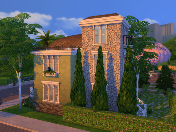 Dearlove Cottage by Ineliz at TSR image 1158 Sims 4 Updates