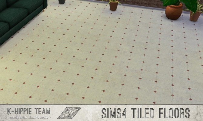 7 Tiled Floors true seamless volume 4 at K hippie image 1166 670x402 Sims 4 Updates