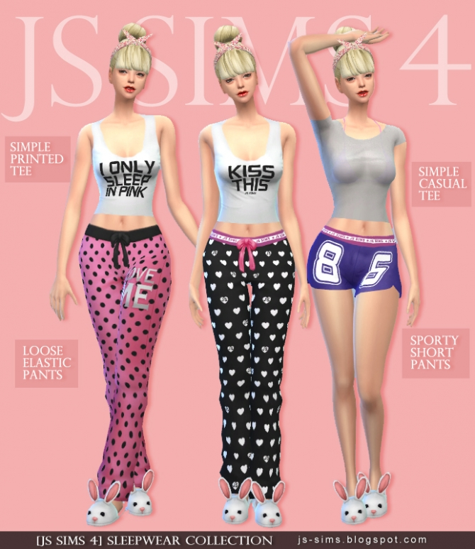 Pajamas » Sims 4 Updates » Best TS4 CC Downloads » Page 2 Of 6